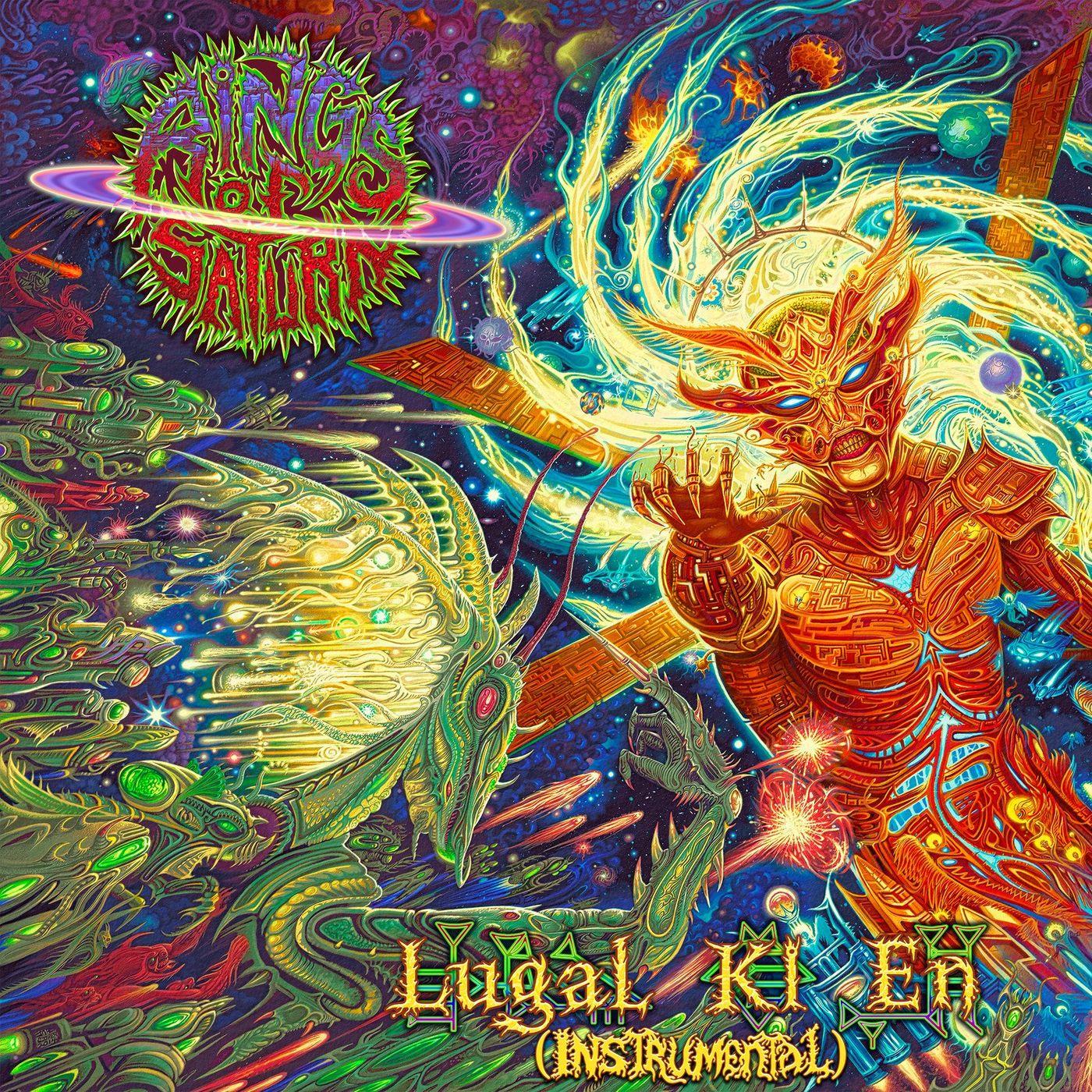 Rings Of Saturn - Lugal Ki En (Instrumental) (2020)