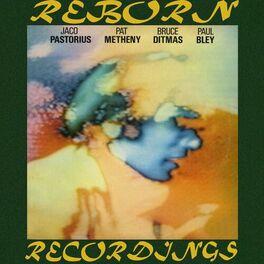 Jaco Pastorius - Pastorius / Metheny / Ditmas / Bley (HD Remastered)