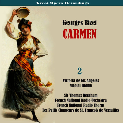 Baixar Single George Bizet: Carmen [1958], Vol. 2, Baixar CD George Bizet: Carmen [1958], Vol. 2, Baixar George Bizet: Carmen [1958], Vol. 2, Baixar Música George Bizet: Carmen [1958], Vol. 2 - French National Radio Orchestra, French National Radio Chorus, Les Petits Chanteurs de St. François de Versailles, Bernard Plantey, Michel Hamel, Xavier Depraz, Victoria de los Angeles, Janine Micheau, Nicolai Gedda, Ernest Blanc, Denise Monteil, Monique Linval, Marcelle Croisier, Jean-Christophe Benoît 2018, Baixar Música French National Radio Orchestra, French National Radio Chorus, Les Petits Chanteurs de St. François de Versailles, Bernard Plantey, Michel Hamel, Xavier Depraz, Victoria de los Angeles, Janine Micheau, Nicolai Gedda, Ernest Blanc, Denise Monteil, Monique Linval, Marcelle Croisier, Jean-Christophe Benoît - George Bizet: Carmen [1958], Vol. 2 2018