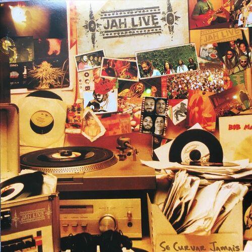 Baixar CD Se Curvar Jamais – Jah Live (2006) Grátis