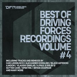 Album cover of Best of Driving Forces Vol.4
