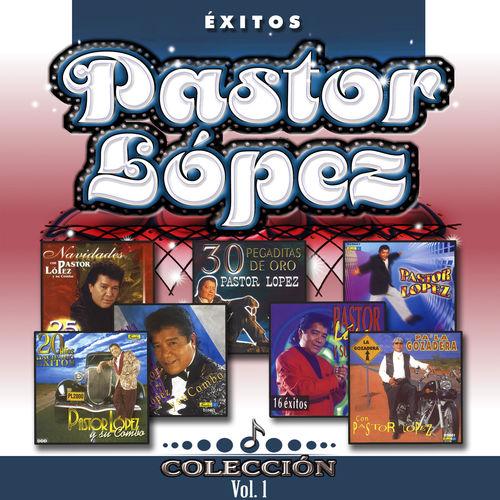 Cd Pastor Lòpez- colecciòn vol.1 500x500-000000-80-0-0