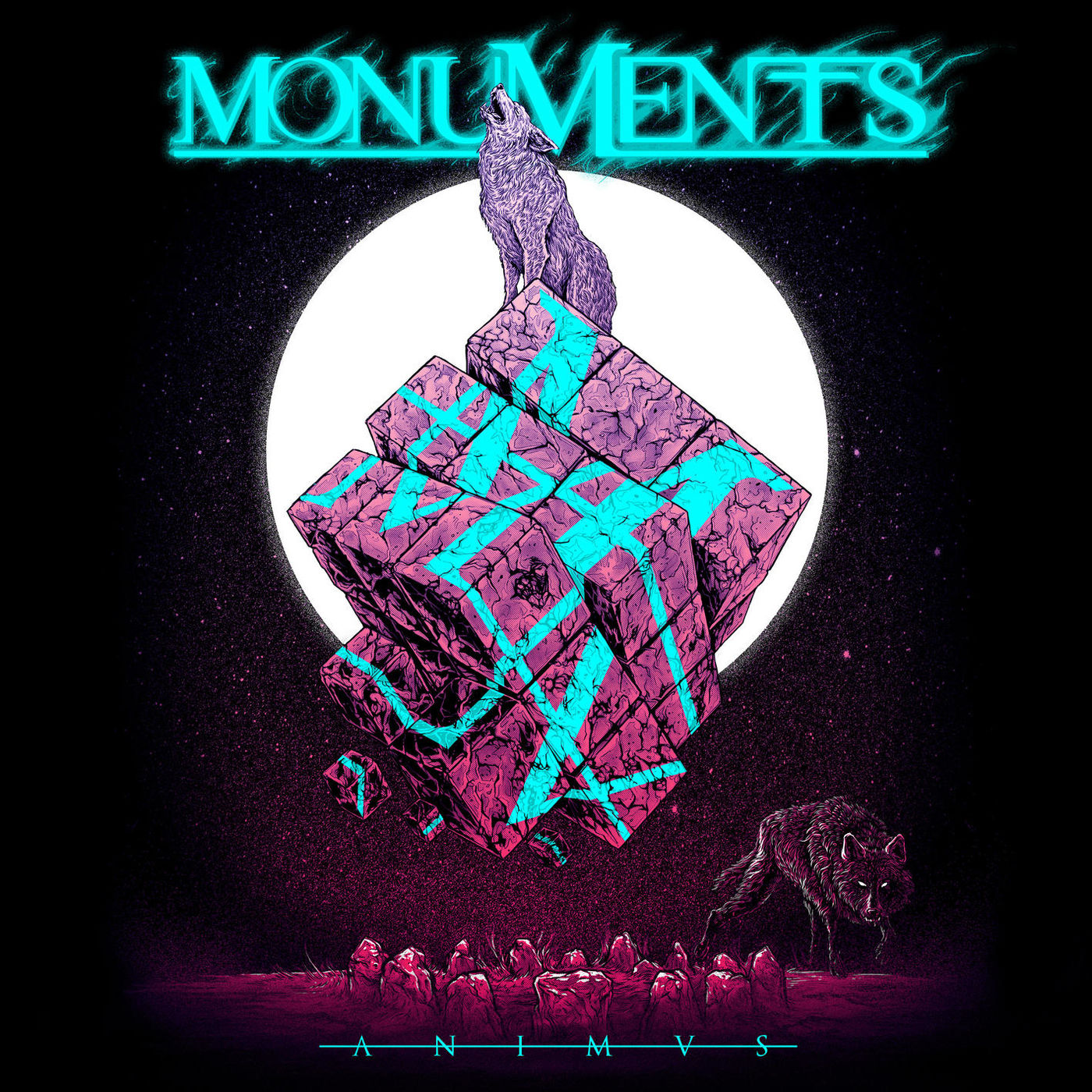 Monuments - Animus [single] (2020)