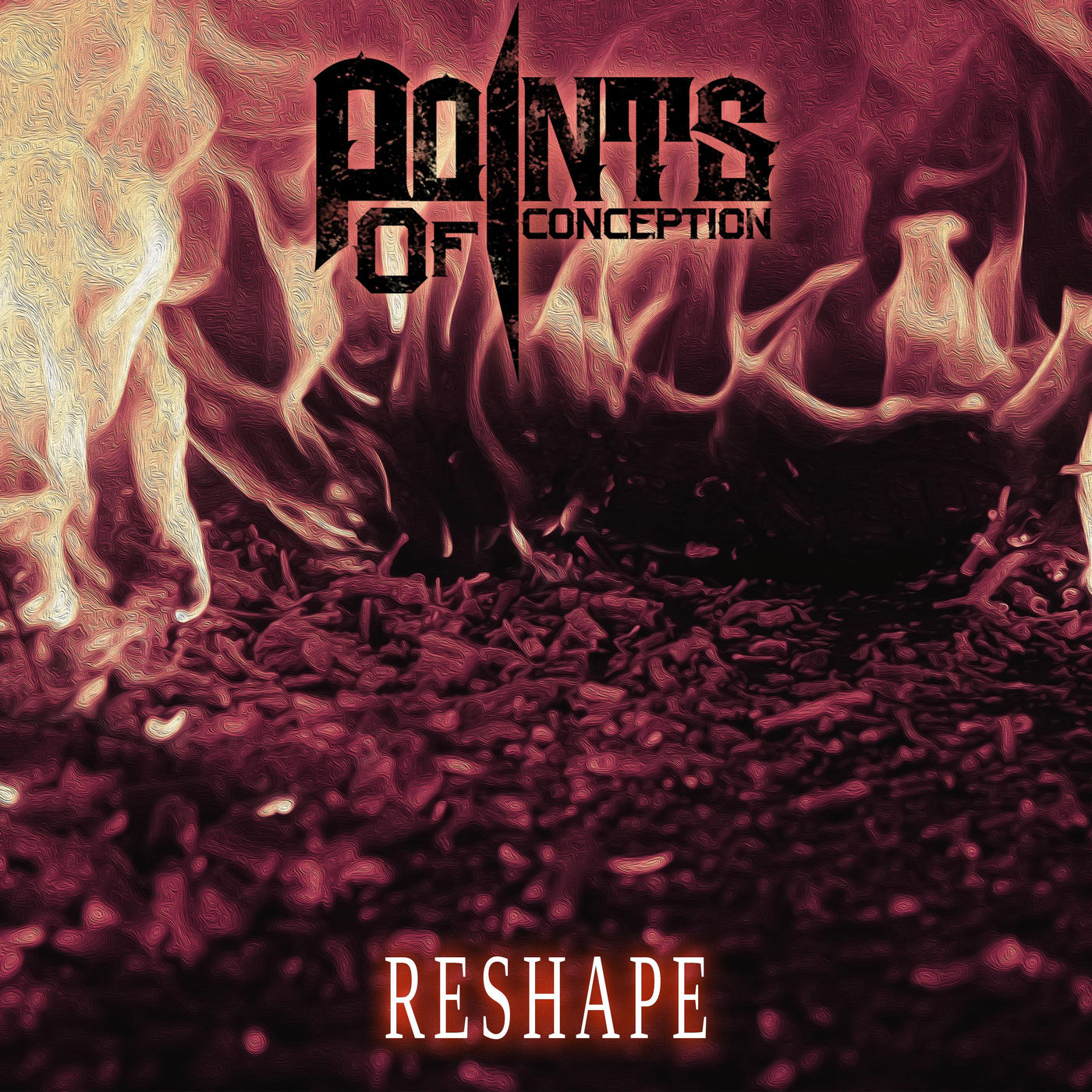 Points of Conception - Reshape [single] (2020)