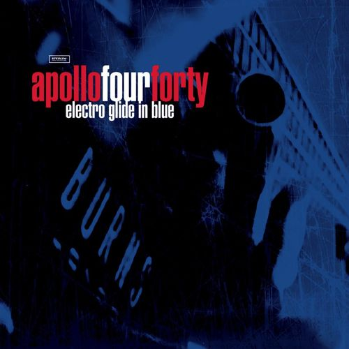 Apollo 440 - Electro Glide In Blue LP