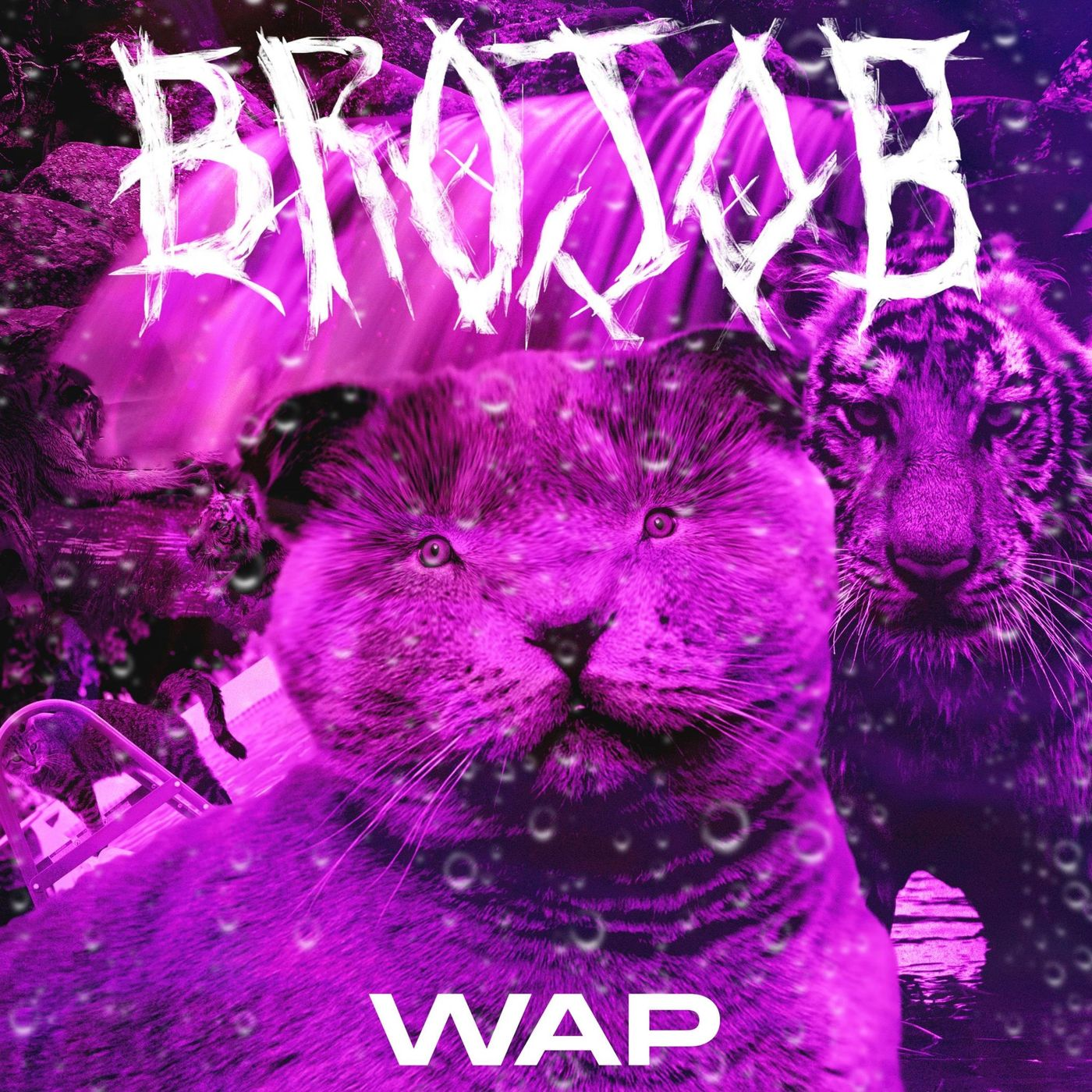 Brojob - WAP [single] (2021)