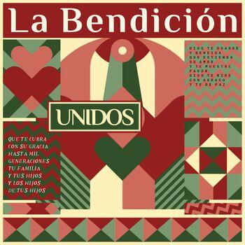 La Bendición - Unidos cover
