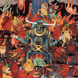 Dance Gavin Dance – Afterburner 2020 CD Completo