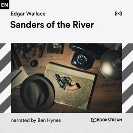 Album cover of Sanders of the River