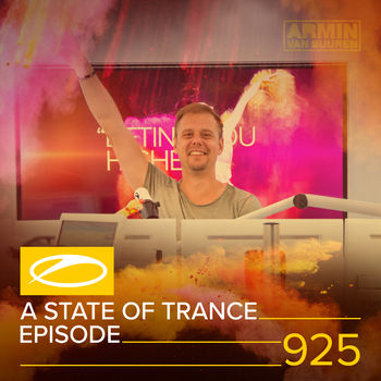 Running For Our Lives (ASOT 925) cover