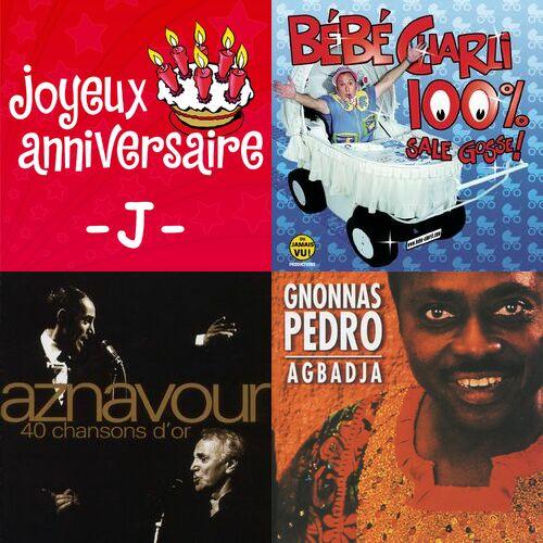 Playlist Joyeux Anniversaire Jacqueline A Ecouter Sur Deezer