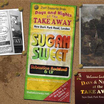 Sugah Sweet cover