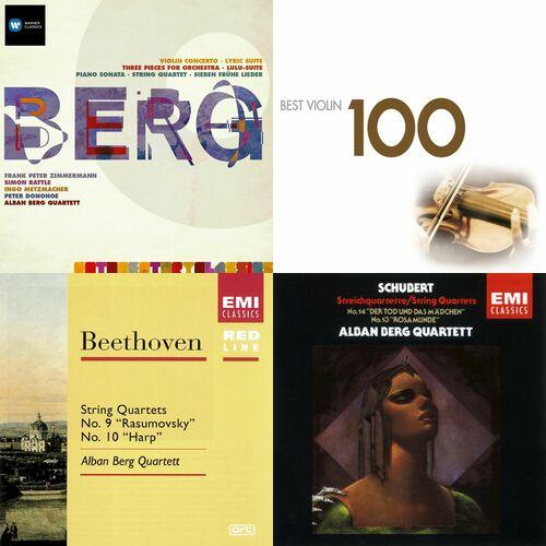 Lista pesama Alban Berg – Slušaj na Deezer-u | Strimovanje