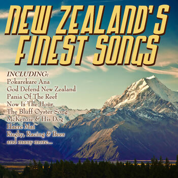 South Island Country cover