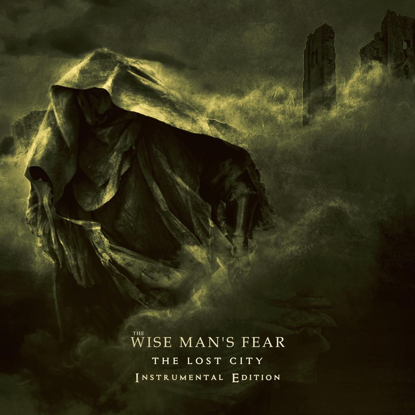 The Wise Man's Fear - The Lost City (Instrumental Edition) (2019)