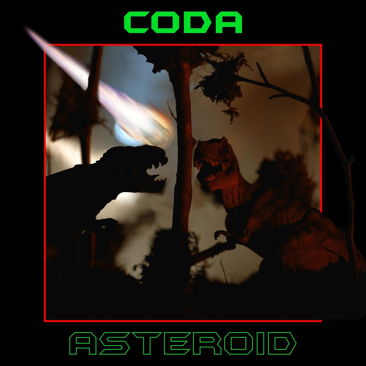Coda - Asteroid [single] (2021)