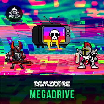 Megadrive cover