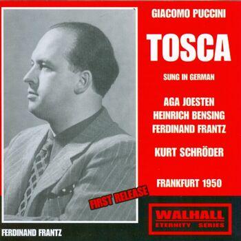 Tosca : Act 1 - Ah! Das gelang mir! cover
