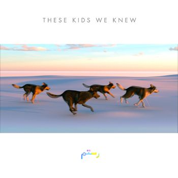 These Kids We Knew cover