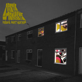 Album cover of Favourite Worst Nightmare