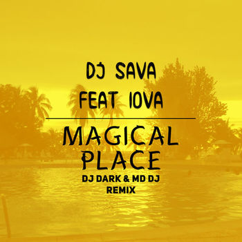 Magical place (feat. IOVA) cover