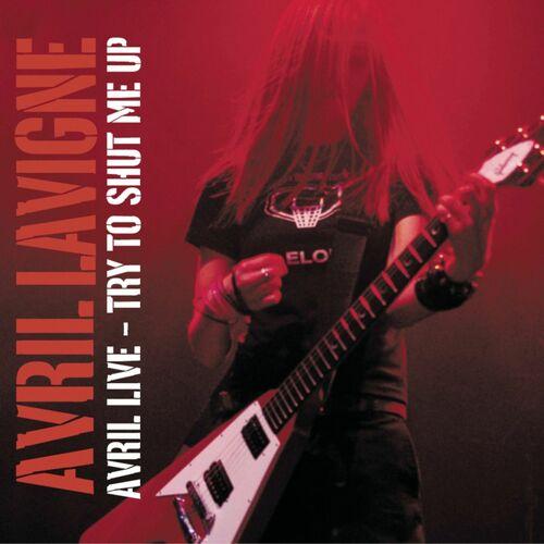 Baixar CD Avril Live: Try To Shut Me Up – Avril Lavigne (2003) Grátis