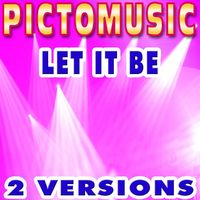 Pictomusic Let It Be Karaoke Version In The Style Of The Beatles