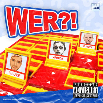 Wer?! cover