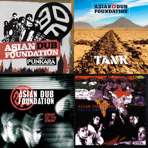 Apologise, but, Enemy of the enemy asian dub foundation
