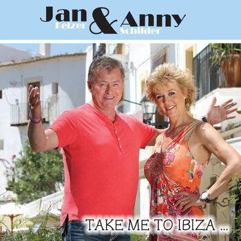 Take me to Ibiza cover