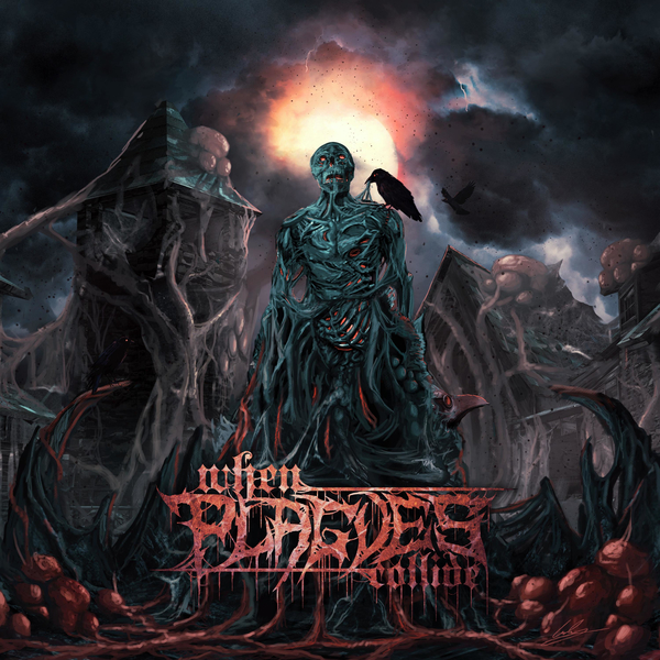 When Plagues Collide - Fertilization With The Body Of Men [single] (2018)