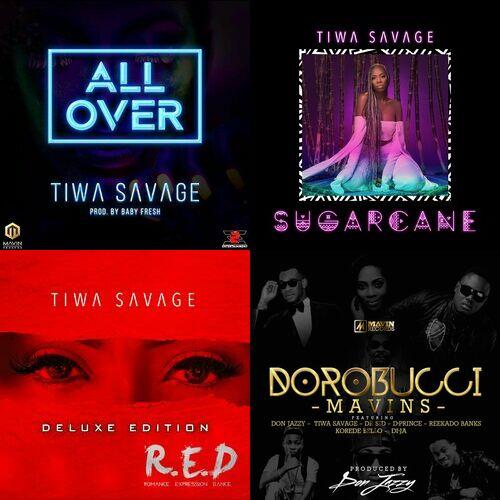 Tiwa Savage playlist - Listen now on Deezer | Music Streaming