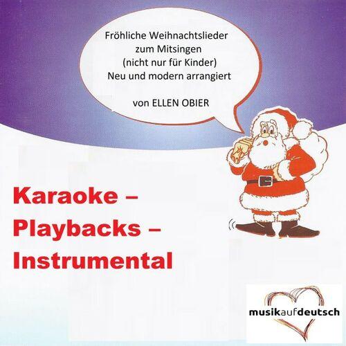 Weihnachtslieder Modern Deutsch.Ellen Obier Fröhliche Weihnachtslieder Zum Mitsingen Nicht Nur Für