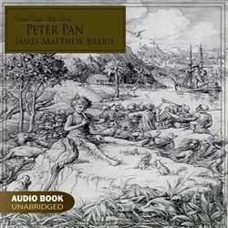 Peter Pan (James Barrie - Unabridged) Audiobook