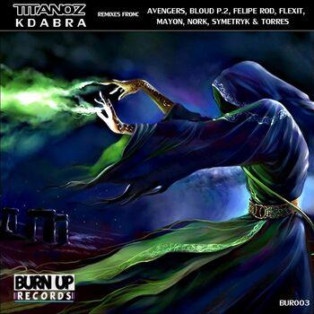 Kdabra cover