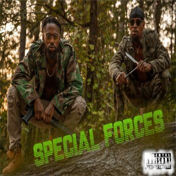 Special Forces cover