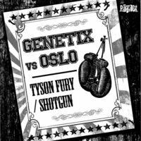 Tyson Fury - GENETIX - OSLO
