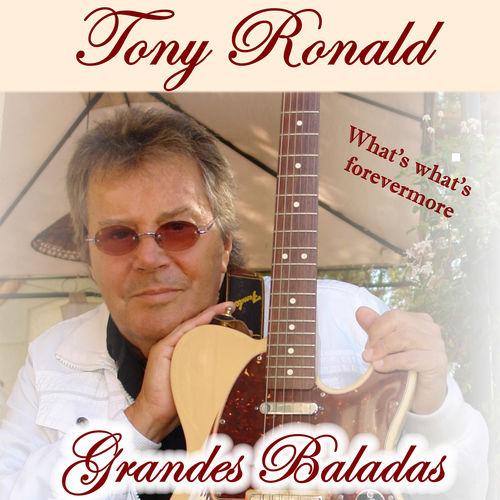 Cd Grandes  Baladas Tony Ronald 500x500-000000-80-0-0