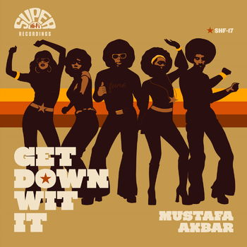 Get Down Wit It cover