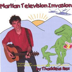 Martian Television Invasion