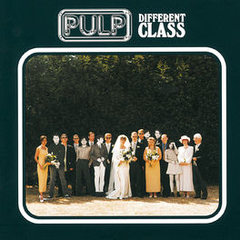 Album cover of Different Class / Deluxe Edition