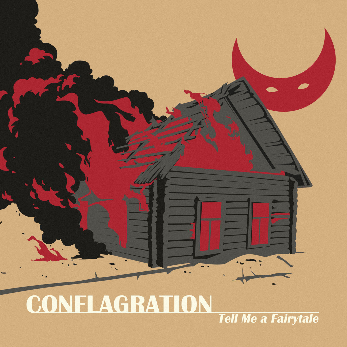 Tell Me a Fairytale - Conflagration [single] (2020)