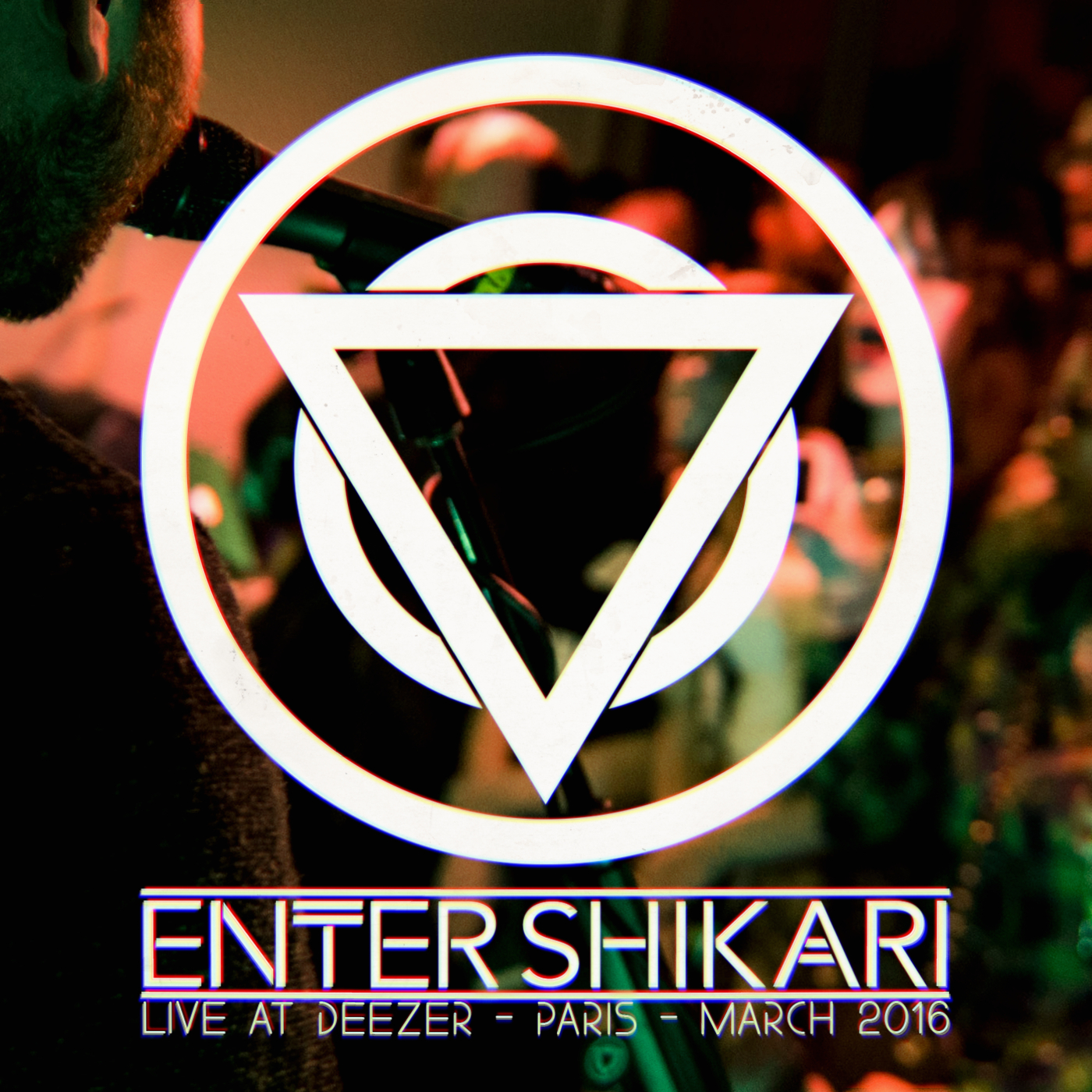 Enter Shikari - Enter Shikari live at Deezer (2016)