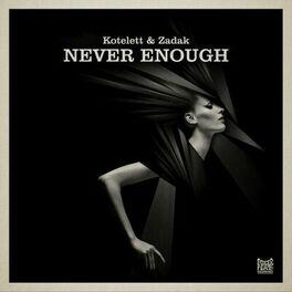 Album cover of Never Enough