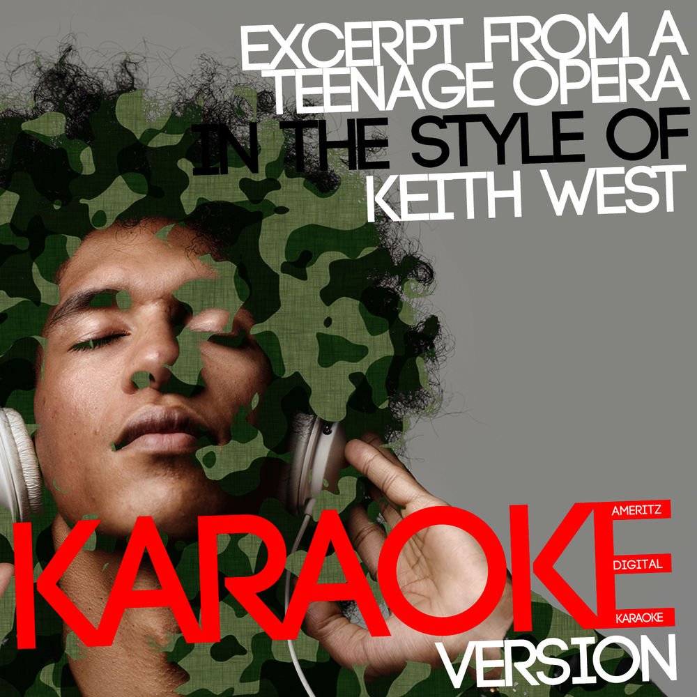 Excerpt from a Teenage Opera (In the Style of Keith West) [Karaoke Version]
