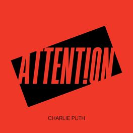 Album cover of Attention