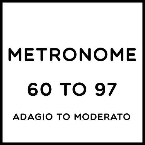 Professional Metronome - Metronome (Andante) [75 bpm