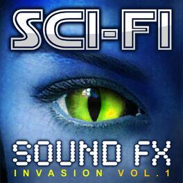 Space 3000: Sci-Fi Sound Effects Invasion, Vol  1 (High