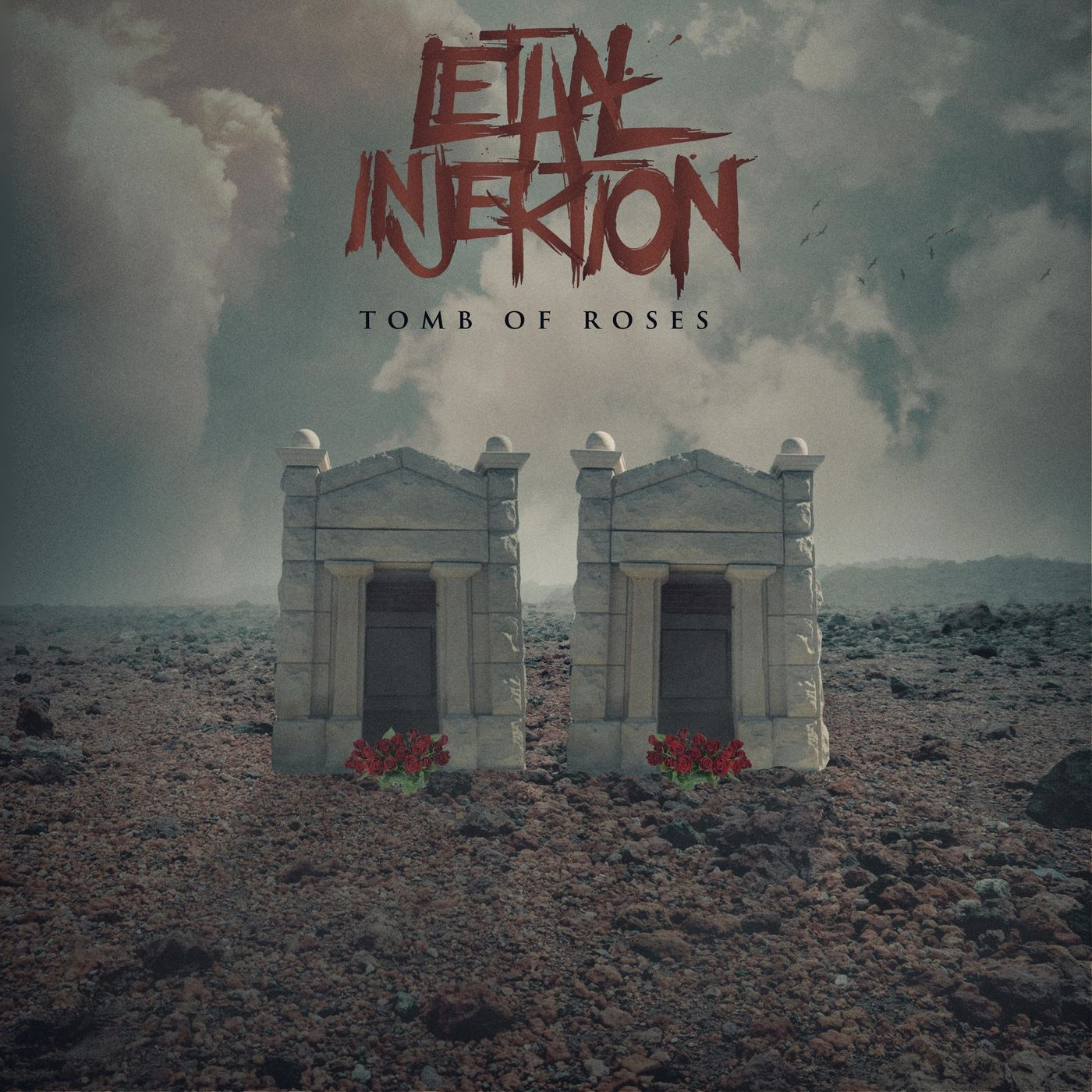 Lethal Injektion - Tomb of Roses [single] (2020)