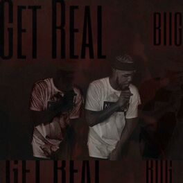 Album cover of Get Real